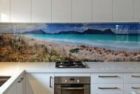 Natural Kitchen Glass Splashbacks
