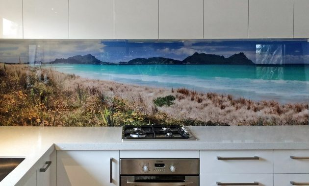 About Kitchen Glass Splashbacks: Pros And Cons