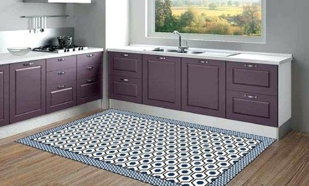 Why You Should Consider Mediterranean Vinyl Kitchen Mats