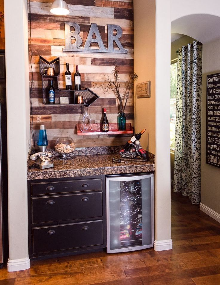 Mini Bar for small home