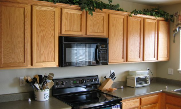 3 Best Ideas To Place Plants For Above Kitchen Cabinets