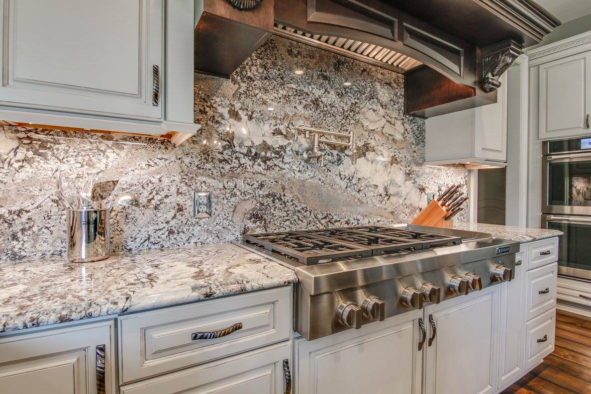 Natural Stone Slabs for kitchen backsplash