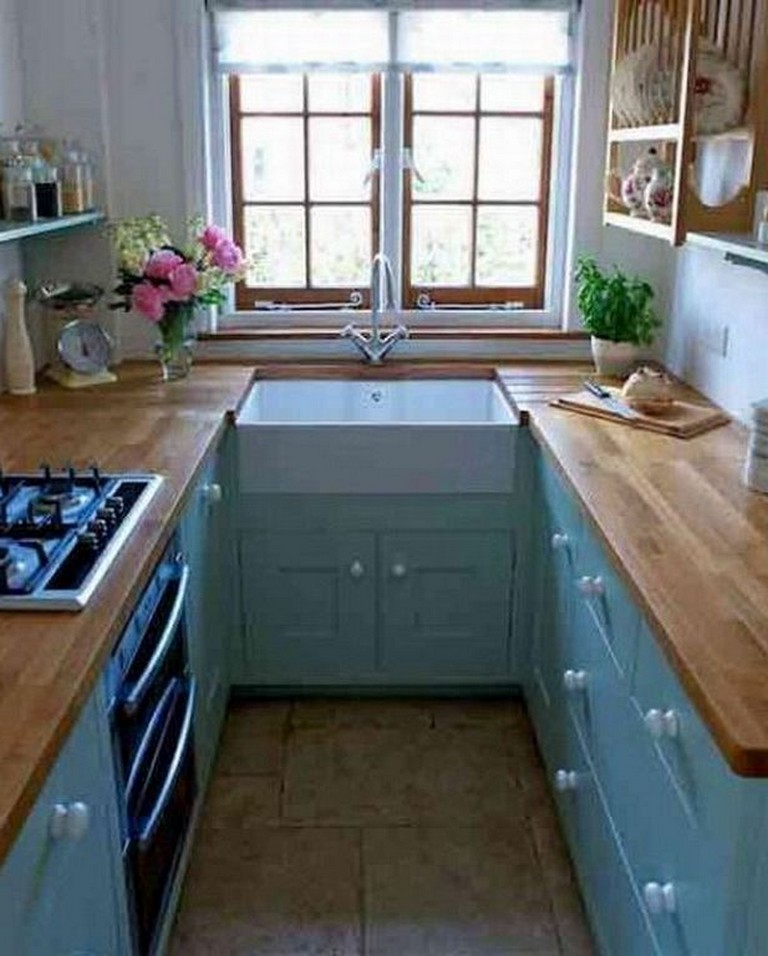 12. kitchen designs for small kitchens 2