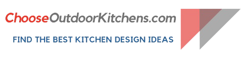 CHOOSE OUTDOOR KITCHENS